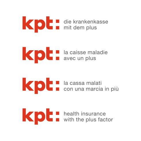 KPT logotype with claim