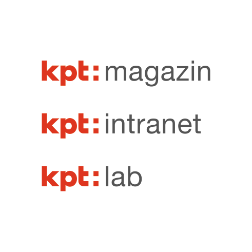 KPT logotype with byword