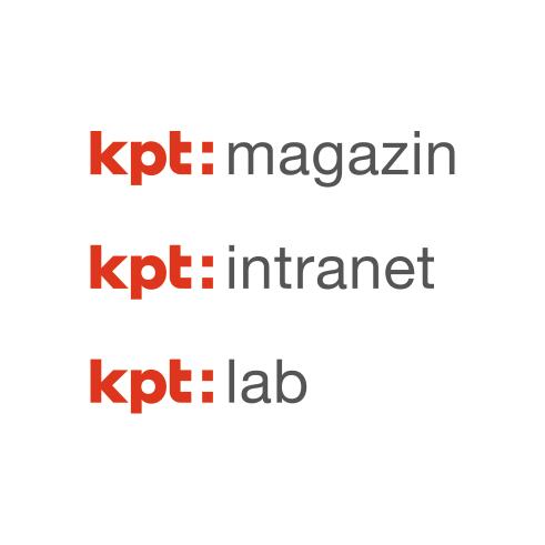 KPT logotype with byword