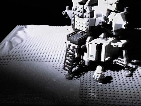 Lego Moon
