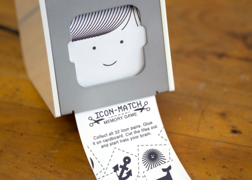 Icon Match for Little Printer