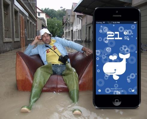 mAARE iPhone app