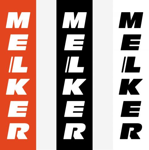 Melker logotypes