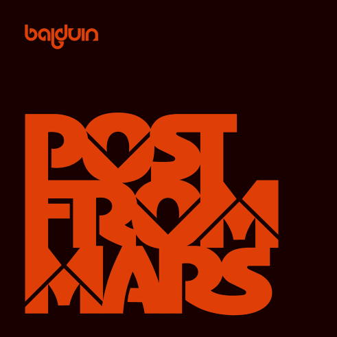 Balduin - Post From Mars digital sleeve