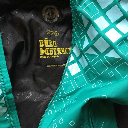 A-Seven snowboard jacket design
