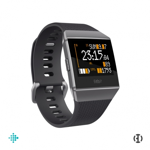 Fitbit Ionic Cashbox watchface
