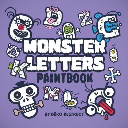 Monster Letters