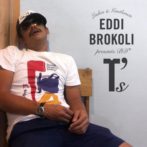 Eddi Brokoli presents Büro Destruct T-Shirts