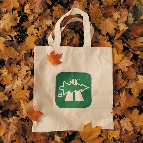 Carry Hope Tote Bag design for Greenpeace