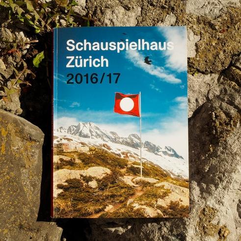 Schauspielhaus Zürich Season 16/17 Book