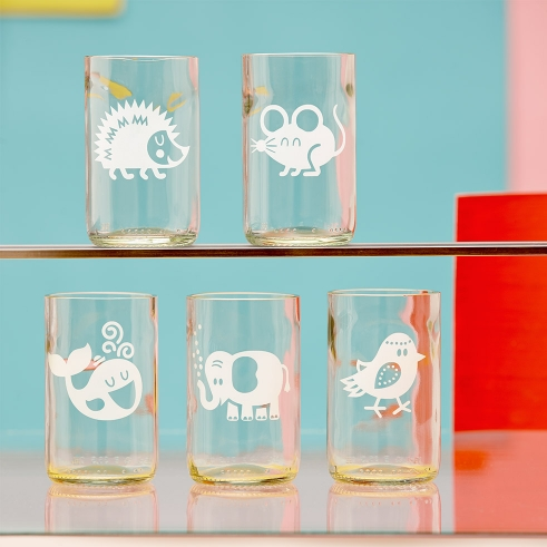 Terra Vecchia animal character glasses