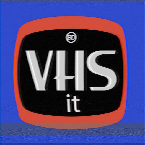 VHSit Photoshop Droplet