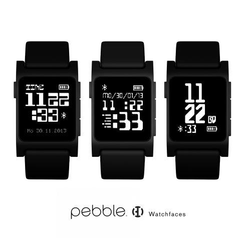 BD Watchfaces for Pebble