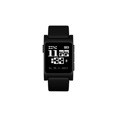 BD Kickrom Watchface for Pebble