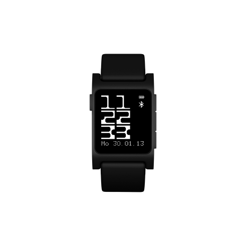 BD LoFi Watchface for Pebble