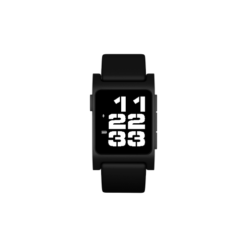 BD Motra Watchface for Pebble