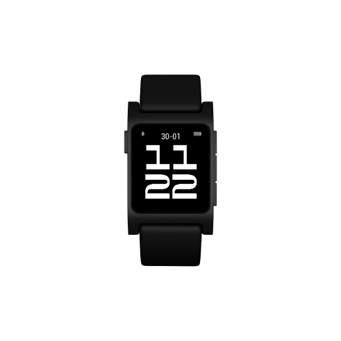 BD Retrocentric Watchface for Pebble