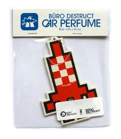 Car Perfume Rocket