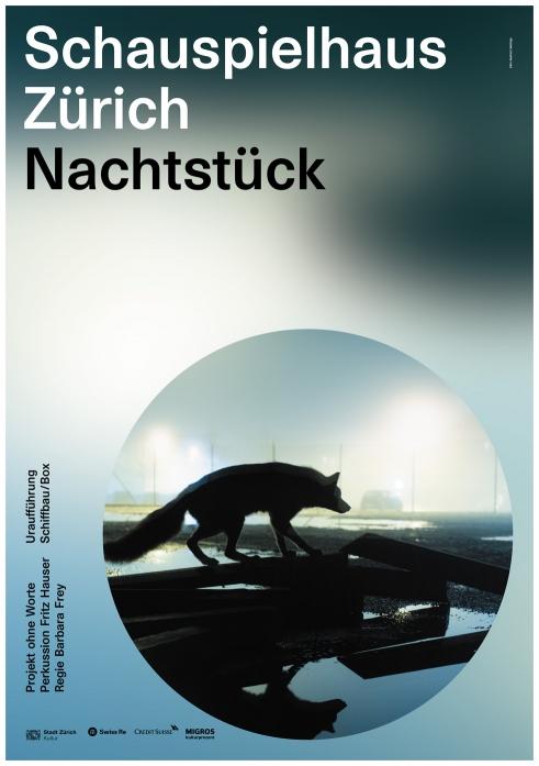 Schauspielhaus Zürich Nachstück poster