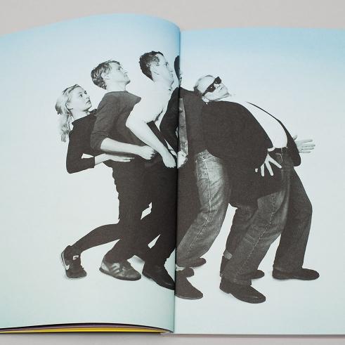 Schauspielhaus Zürich Season 15/16 Book spread