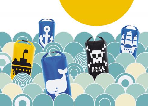 Seabag Collection 2014 promo postcard