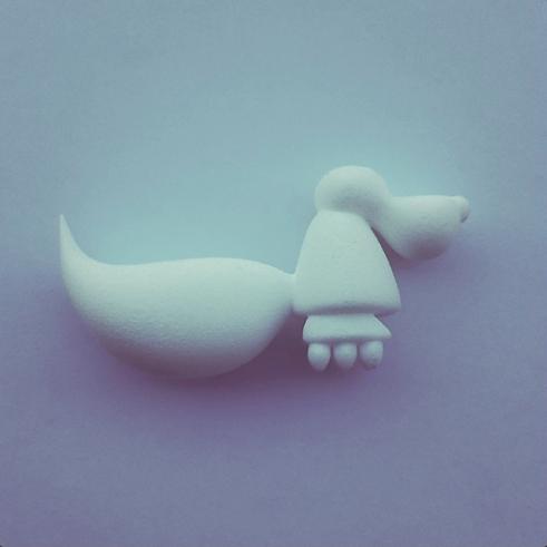 Smelly 3D print
