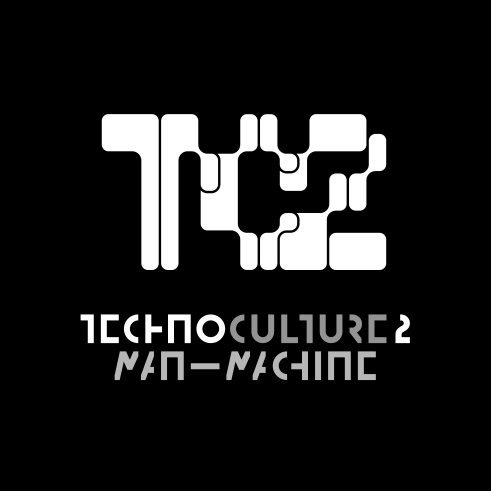 Technoculture 2 Man Machine logotype