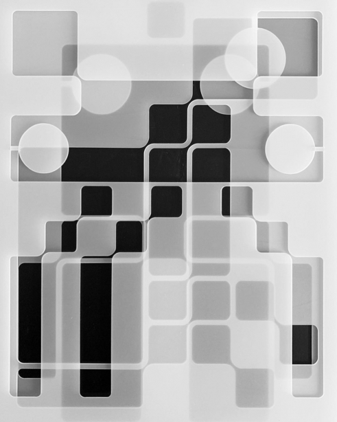 Technoculture 2 Microns stencils