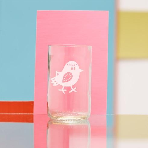 Terra Vecchia Animal Character Glass Irina Vogel