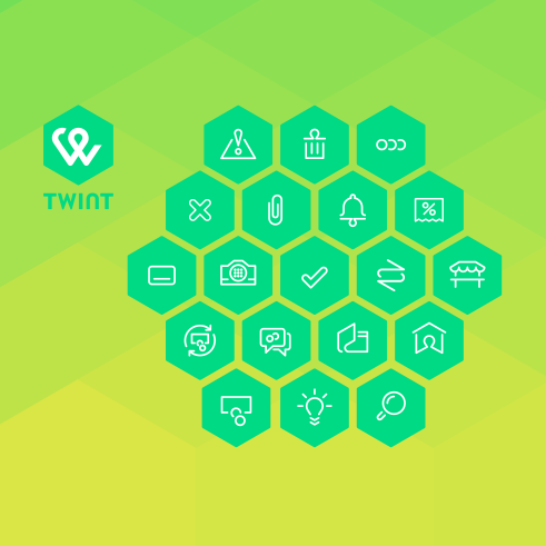 Twint icons