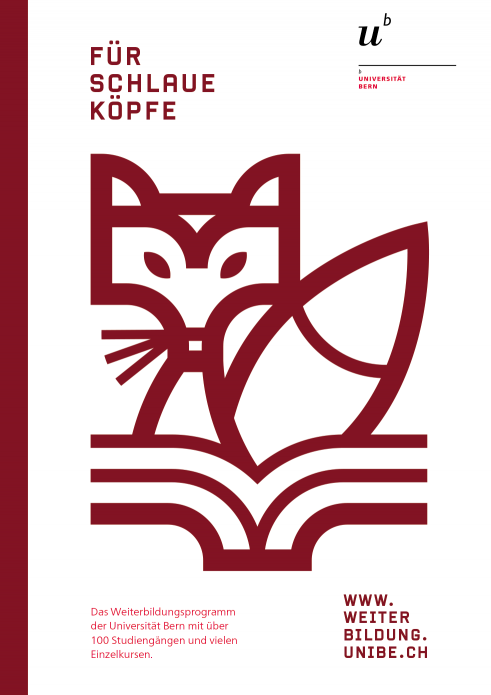 Weiterbildung University of Bern ad