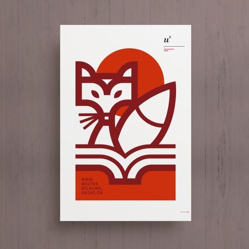 Weiterbildung University of Bern poster 1