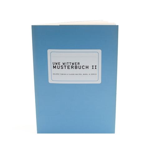Uwe Wittwer Musterbuch II cover