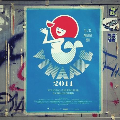 Vinaare A3 poster 2011