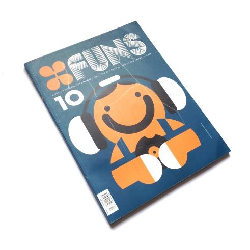 XFuns Magazine cover