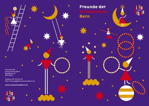Zirkusschule Bern member card