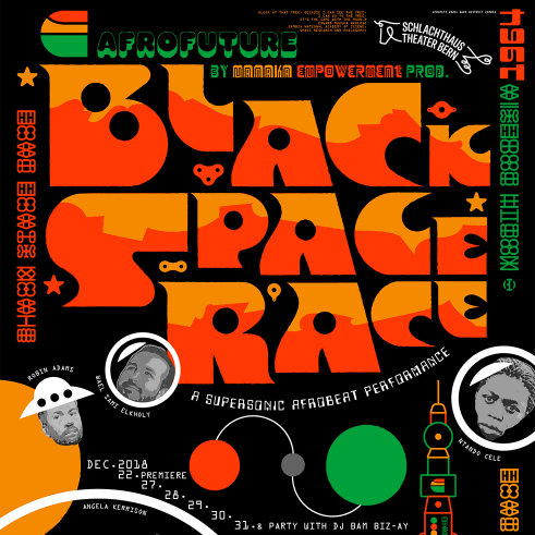 Black Space Race
