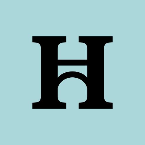 Logotype design for Hauptstadt – Neuer Berner Journalismus