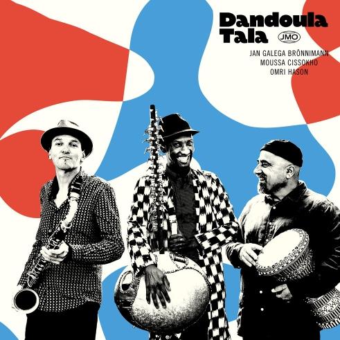 Dandoula Tala album sleeve