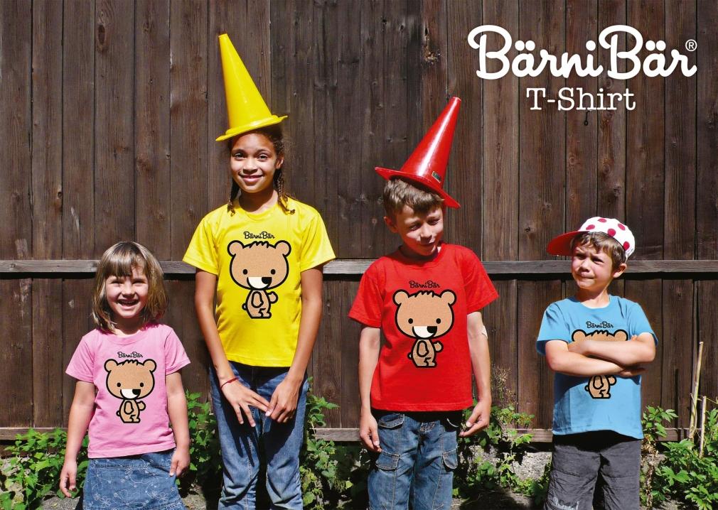 Bärni Bär T-shirts