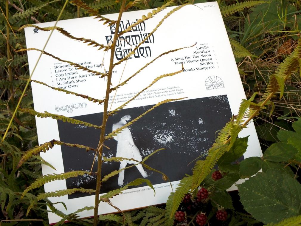 Balduin Bohemian Garden sleeve back