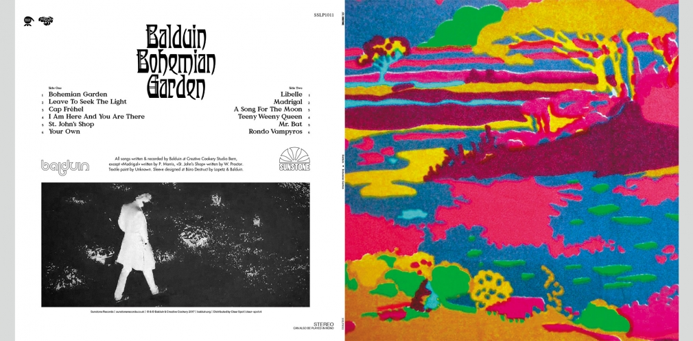 Balduin Bohemian Garden sleeve