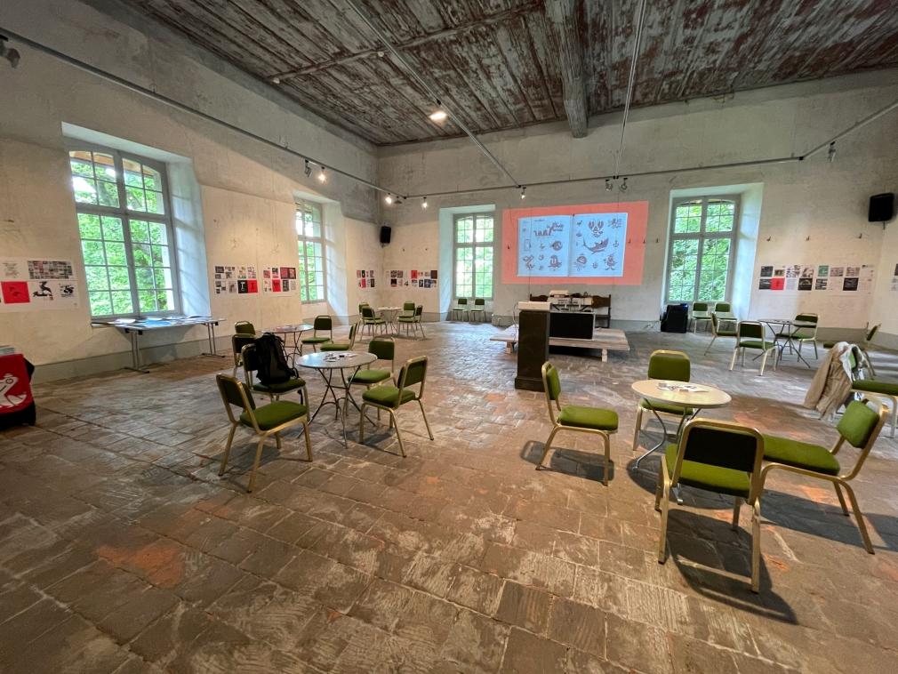Büro Destruct Vol. 4 Release Event Schloss Holligen