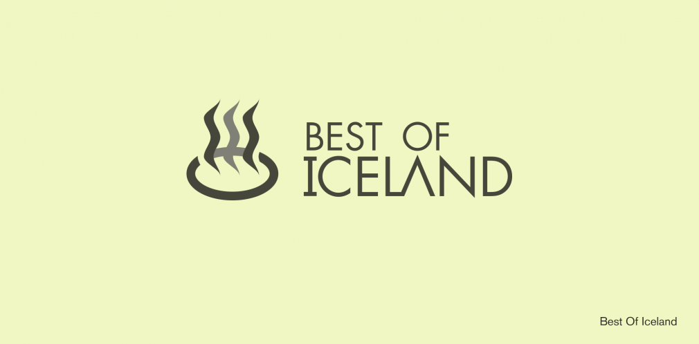 Best of Island logotype