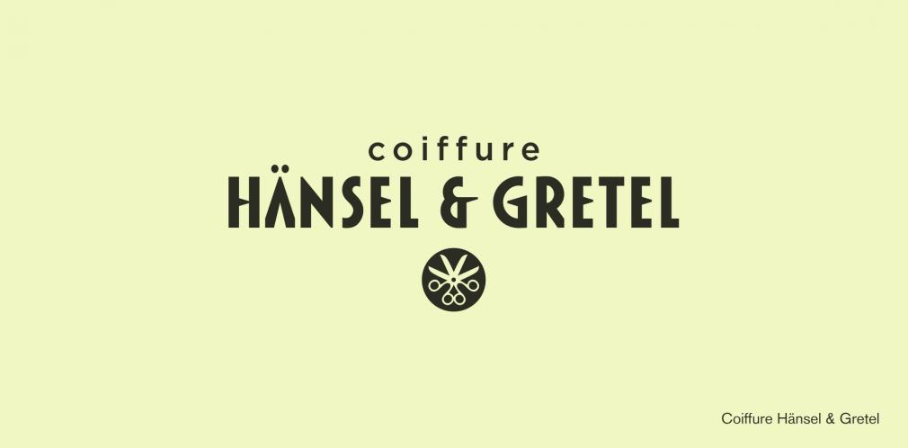 Coiffure Hänsel & Gretel logotype