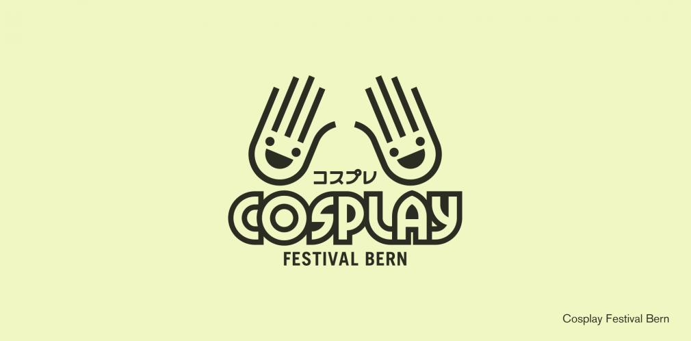 Cosplay Festival Bern logotype