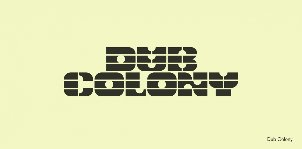 Dub Colony logotype