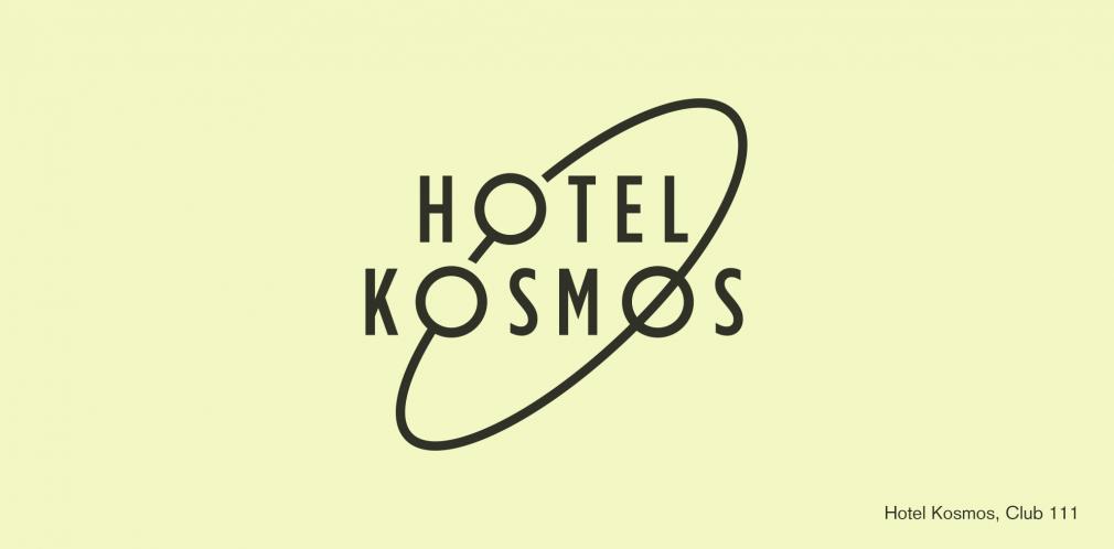 Hotel Kosmos logotype