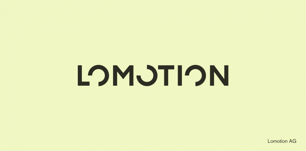 Lomotion logotype