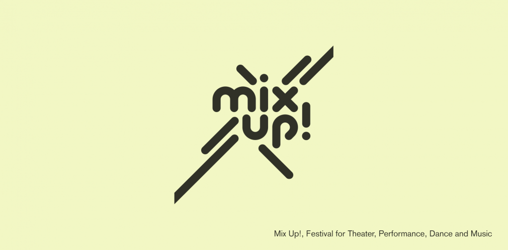 Mix Up! logotype